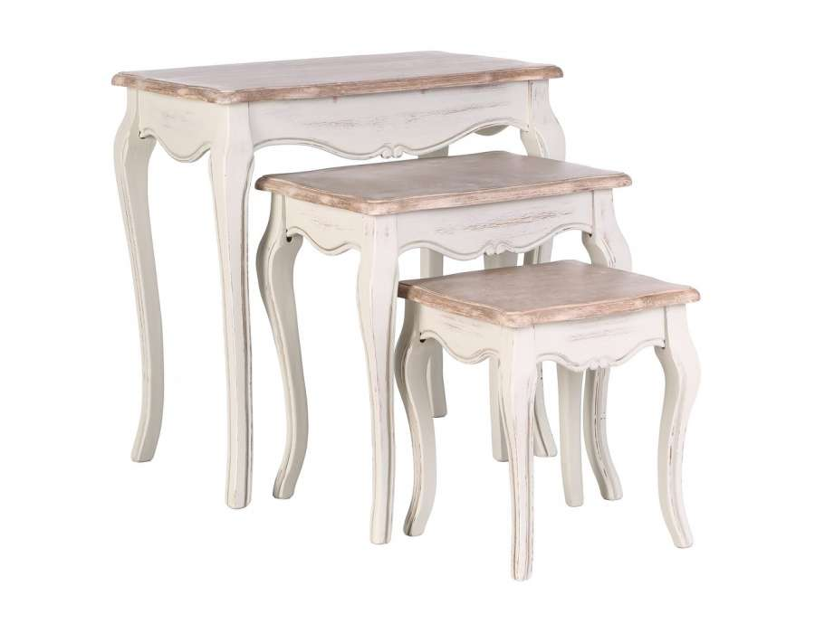 Table gigogne 12 - Table basses gigogne ...