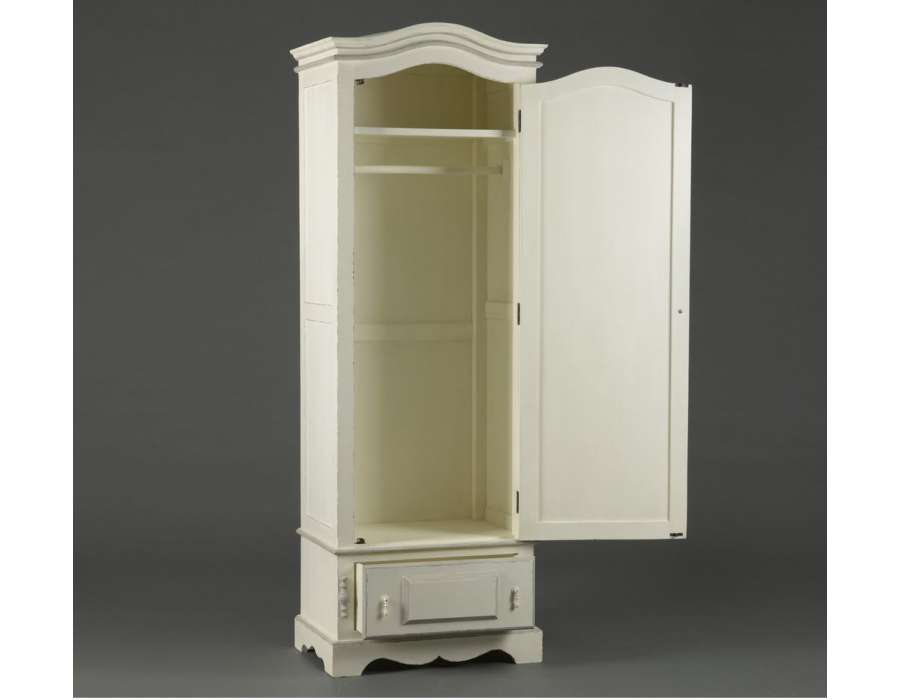 ordinary armoire penderie 1 porte 13 armoire blanche. Black Bedroom Furniture Sets. Home Design Ideas