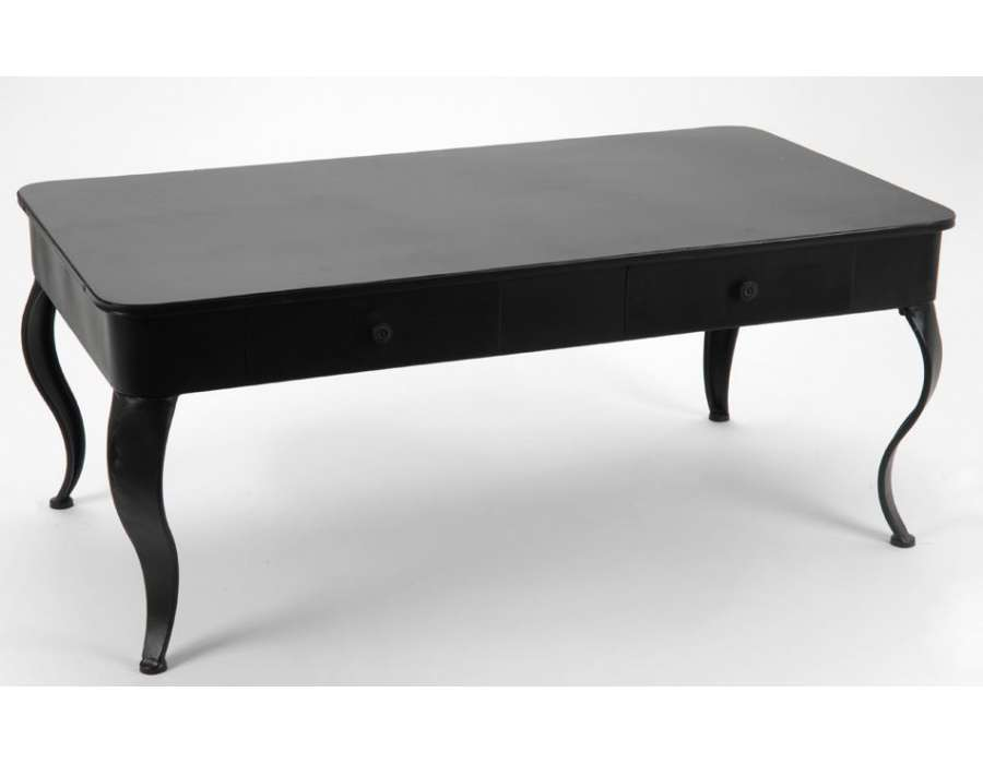 Table basse baroque noire images for Table basse baroque pas cher
