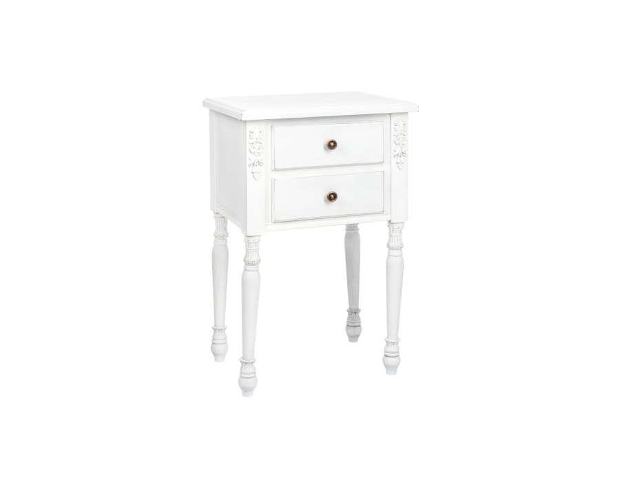 Chevet blanc romantique images - Chevet blanc romantique ...