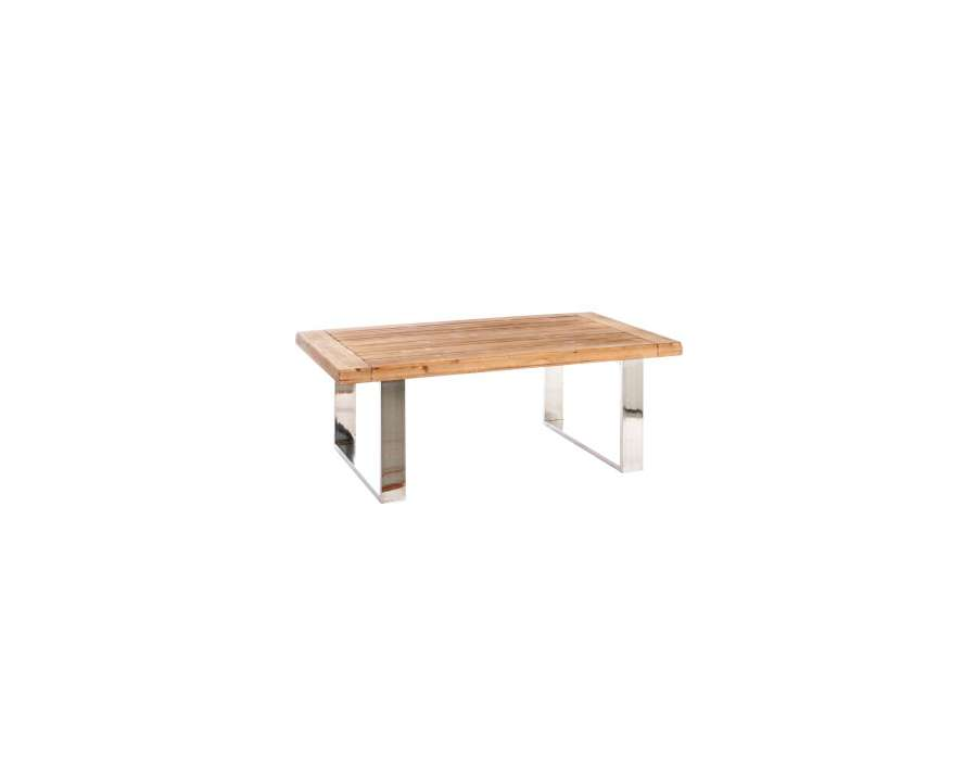 Table basse en bois contemporaine for Tables basses contemporaines
