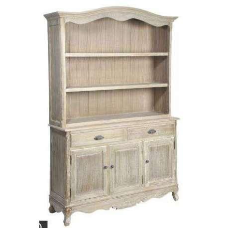 vaisselier bois c rus avec placard pas chere. Black Bedroom Furniture Sets. Home Design Ideas
