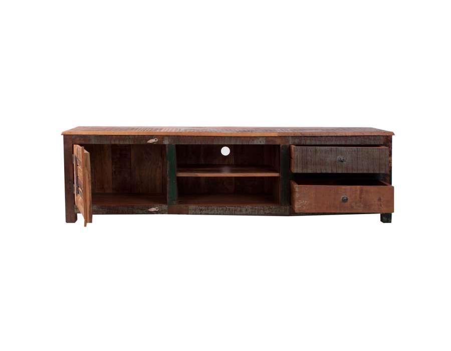 Prix des meuble tv 418 for Achatdesign meuble tv