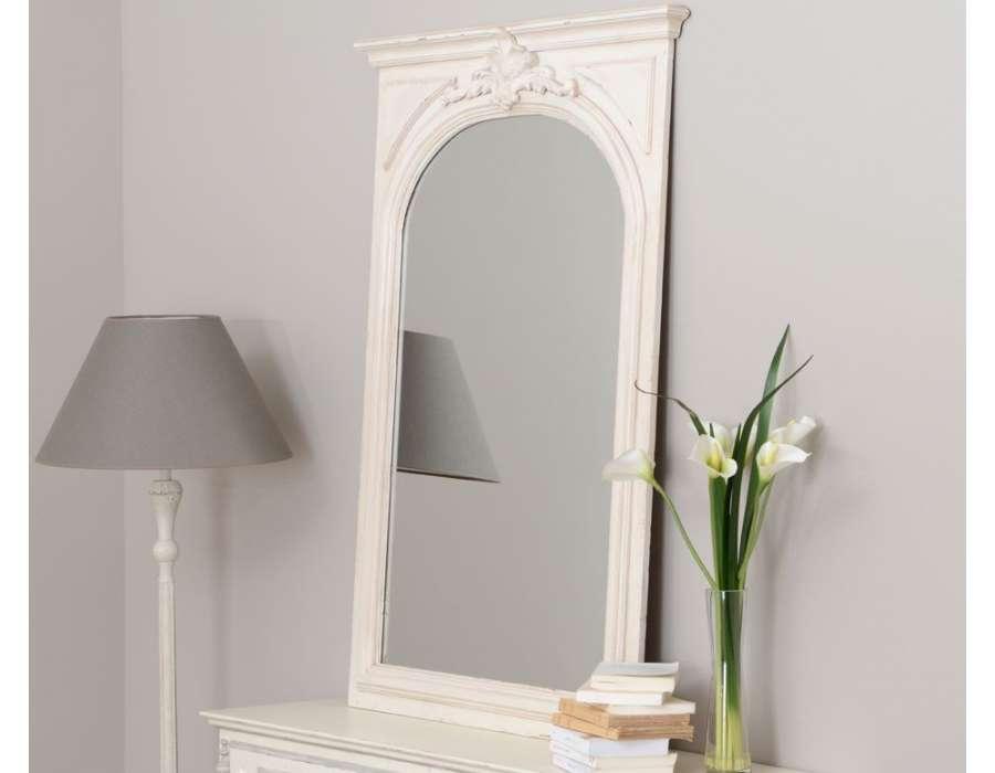Miroir le grenier de juliette comparer les prix des for Miroir romantique