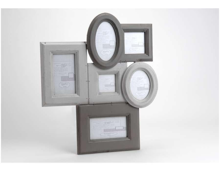 cadre multi photo alinea. Black Bedroom Furniture Sets. Home Design Ideas