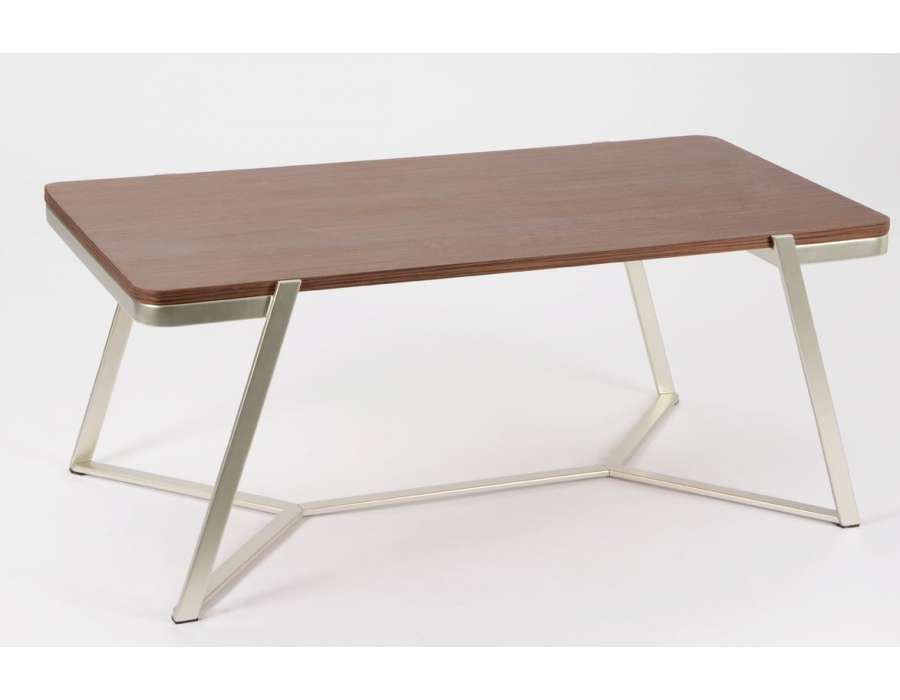 Table basse wenge maison du monde for Table basse scandinave maison du monde