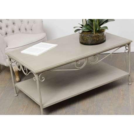 Table basse taupe avec plateau bas pas chere - Code promotionnel mobilier moss ...