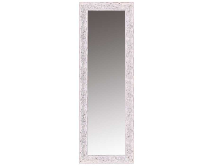 Grand miroir rectangulaire miroir bois flott grand for Grand miroir blanc