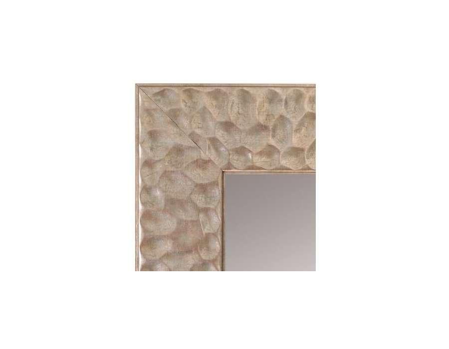 Grand miroir rectangulaire design d 39 int rieur et id es - Miroir dore pas cher ...
