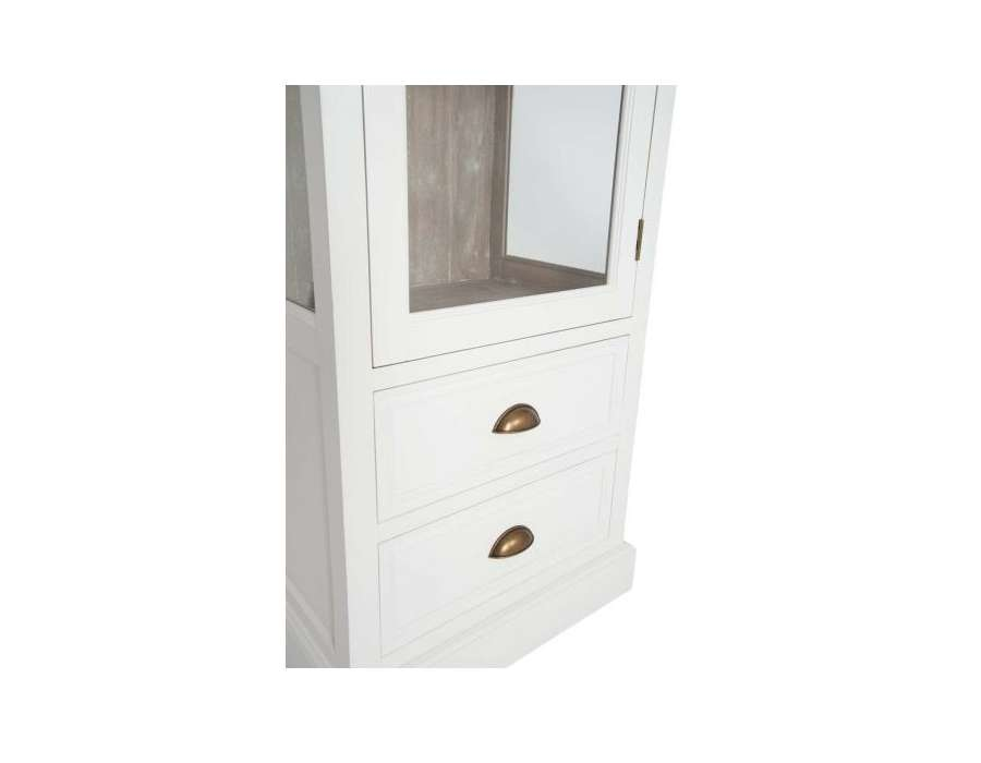 meuble bois et blanc. Black Bedroom Furniture Sets. Home Design Ideas