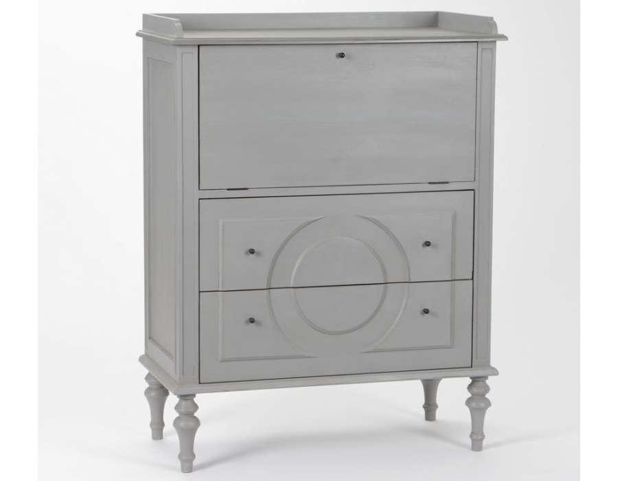 Prix des meuble bureau 4 for Meuble bureau gris