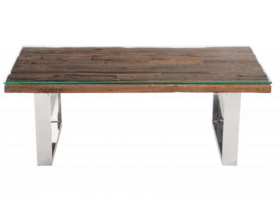 Table basse contemporaine table basse contemporaine zebrano atelier pourquoi pas table basse - Table basse contemporaine ...
