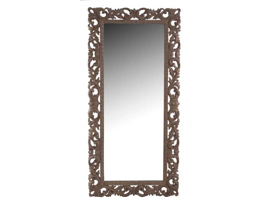 Miroir 3 for Miroir quadrille mural