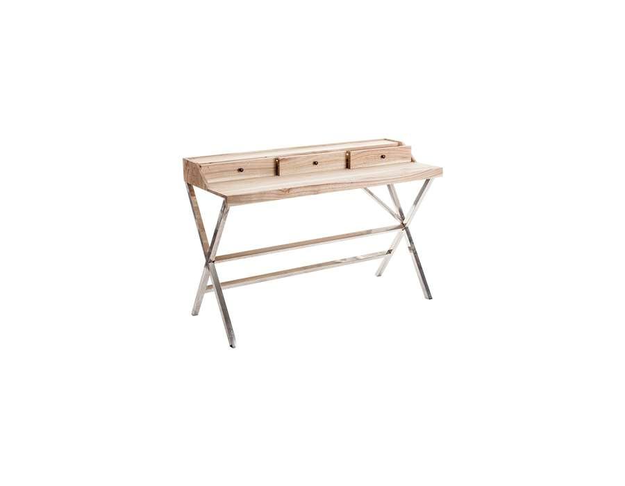 bureau moderne bois id e int ressante pour la conception de meubles en bois qui inspire. Black Bedroom Furniture Sets. Home Design Ideas