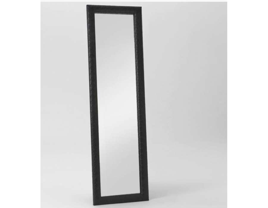 Miroir guide d 39 achat for Miroir noir rectangulaire
