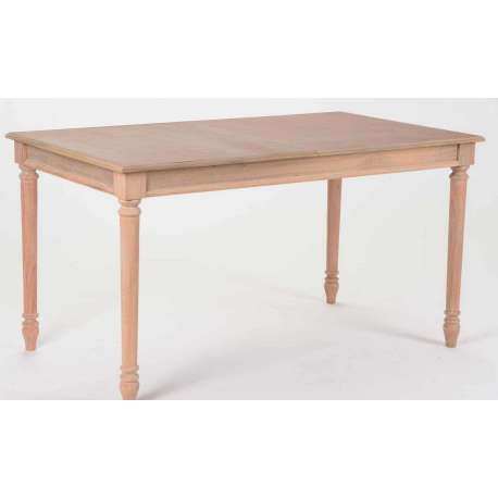Table basse bois brut a peindre for Repeindre table bois