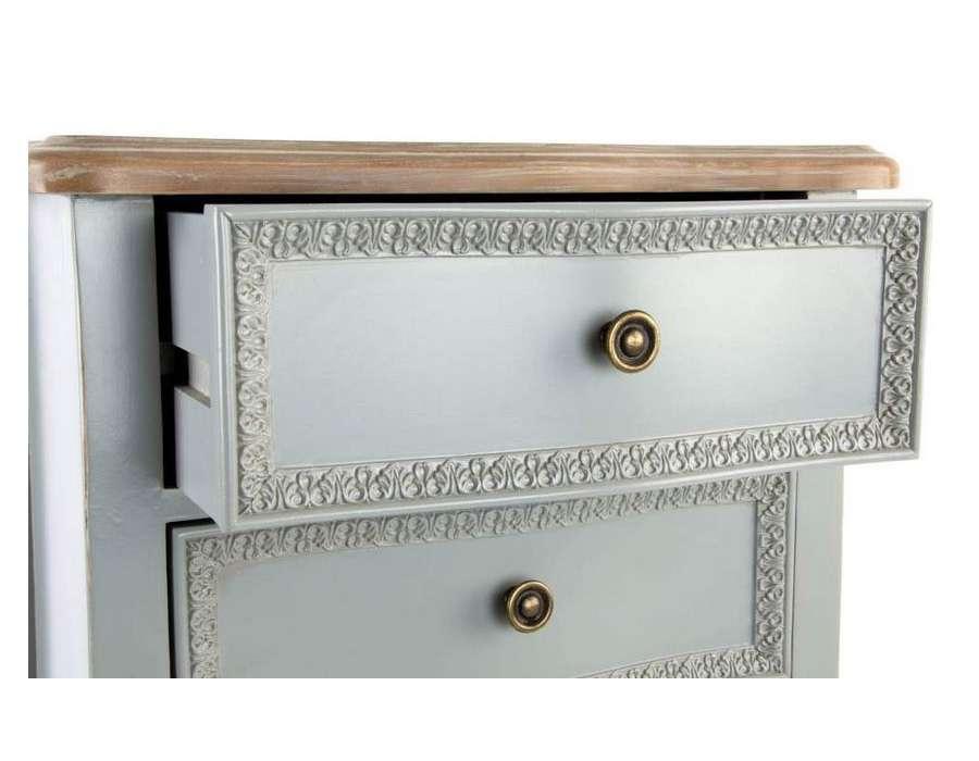 d co chiffonnier baroque pas cher saint denis 23. Black Bedroom Furniture Sets. Home Design Ideas