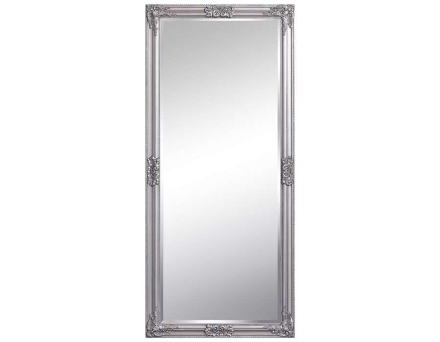Miroir baroque blanc pas cher maison design for Grand miroir salon