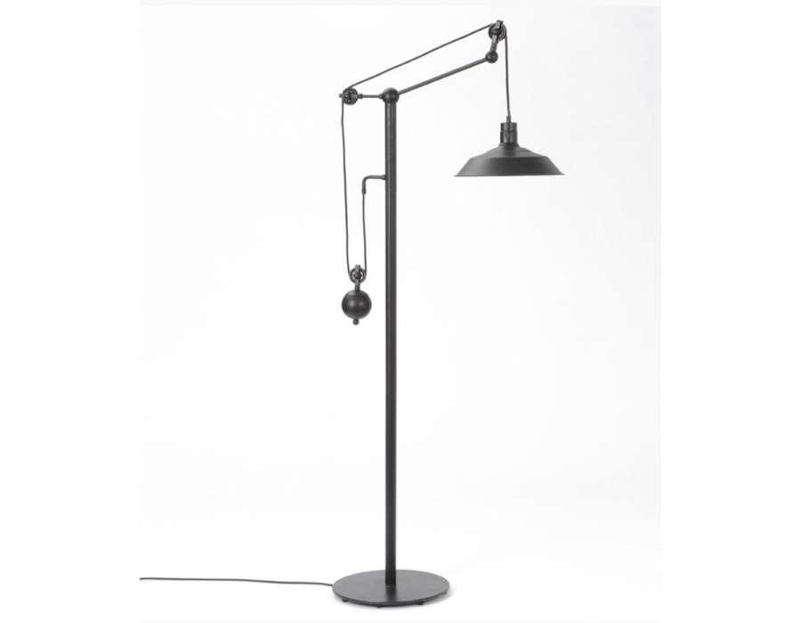 lampadaire industriel stunning lampadaire studio lampadaire cinma trpied tlescopique uua with. Black Bedroom Furniture Sets. Home Design Ideas