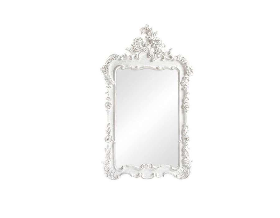 Grenier guide d 39 achat for Grand miroir blanc
