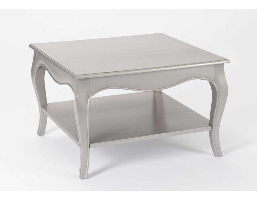 Prix des table basse 15 - Table basse argentee ...