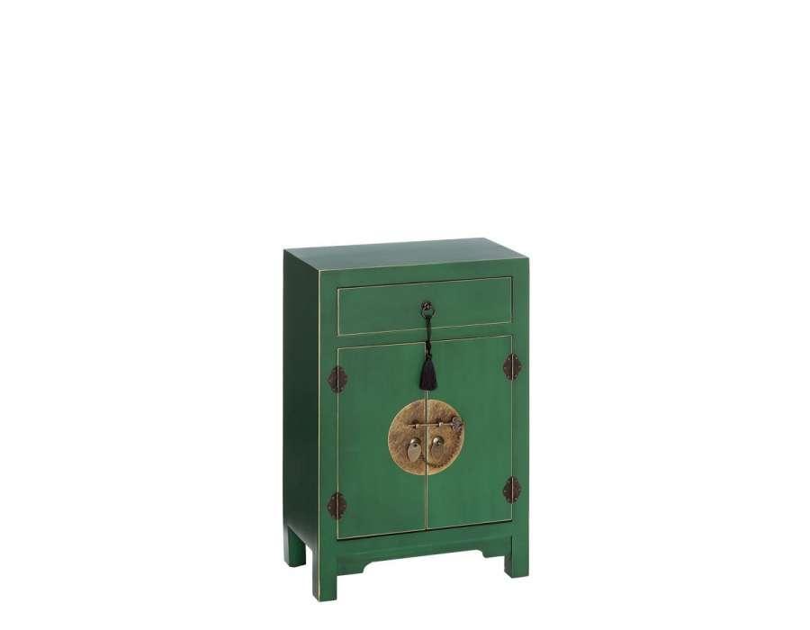 petit meuble de rangement chinois vert meuble chinois pas. Black Bedroom Furniture Sets. Home Design Ideas