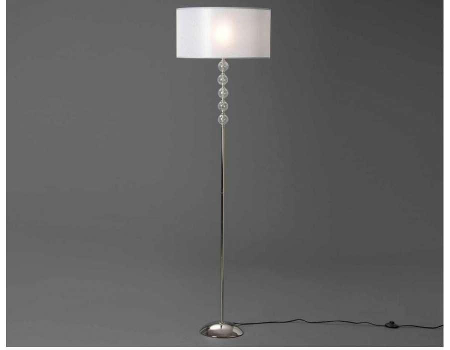 grande lampe chic boules verre amadeus. Black Bedroom Furniture Sets. Home Design Ideas