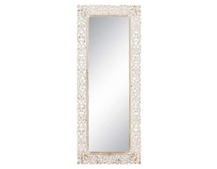Grand miroir romantique sculpt 160 cm for Miroir 160 cm