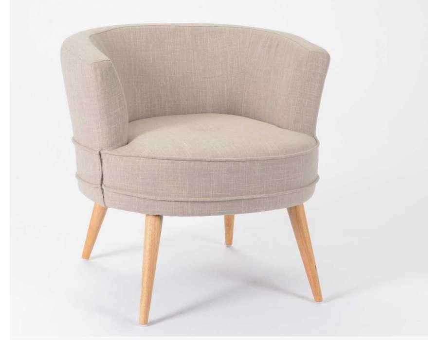 fauteuil amadeus soldes nantes 1132. Black Bedroom Furniture Sets. Home Design Ideas