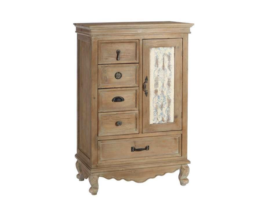 Prix des meuble chambre 256 for Meuble d entree bois