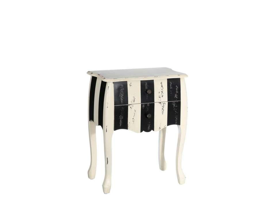 chevet baroque pas cher finest table de chevet baroque blanche mtal venezia with chevet baroque. Black Bedroom Furniture Sets. Home Design Ideas