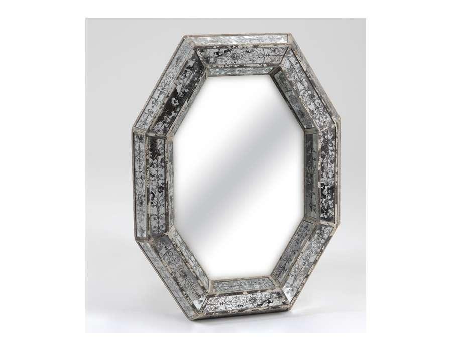 Le grenier de juliette amadeus meubles et d coration for Miroir octogonal