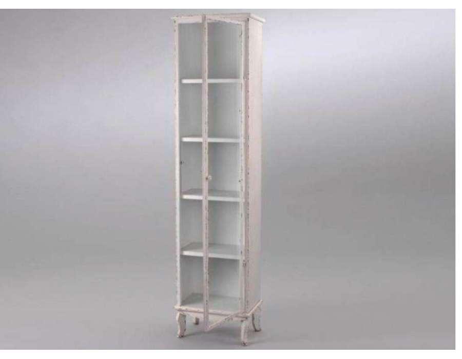etag re amadeus colonne m tal blanc. Black Bedroom Furniture Sets. Home Design Ideas