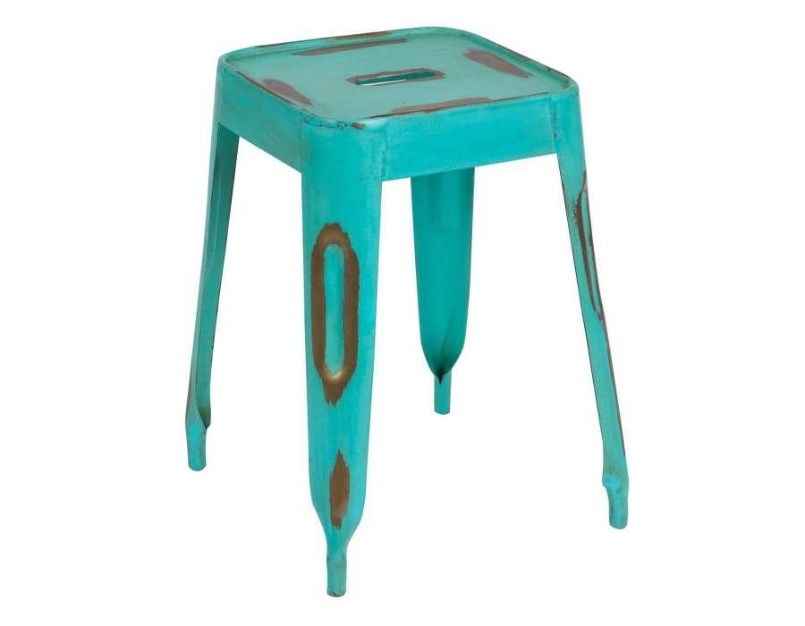 Meubles industriels meubles vical home meubles amadeus - Tabouret tolix imitation ...