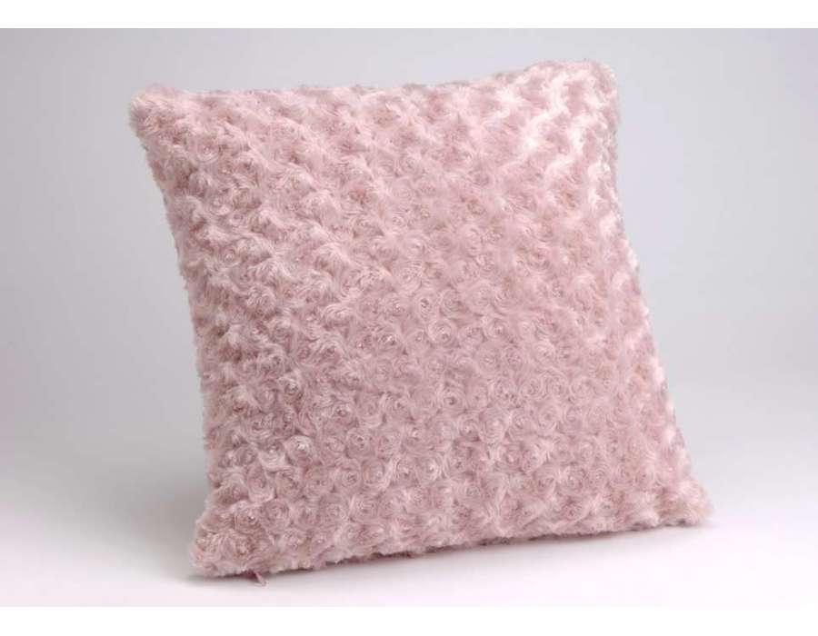 coussin amadeus rose. Black Bedroom Furniture Sets. Home Design Ideas