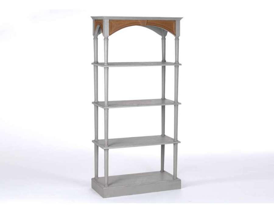 Design meuble bibliotheque apothicaire 26 filippo for Salle a manger kapaza