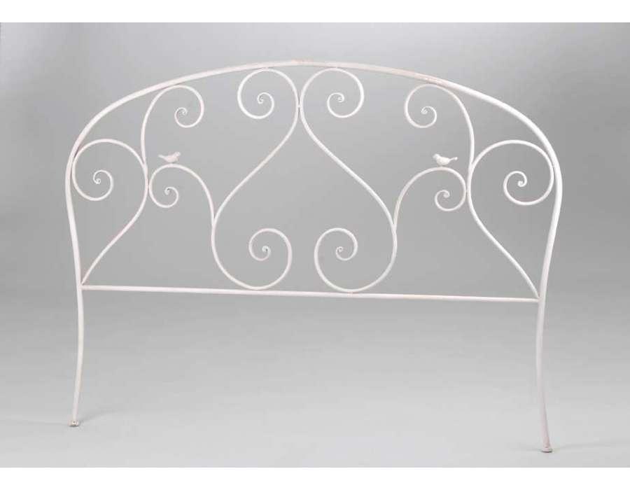 Meubles amadeus meubles charme meubles industriels meubles patin s meubles amadeus et - Tete de lit blanche 160 ...