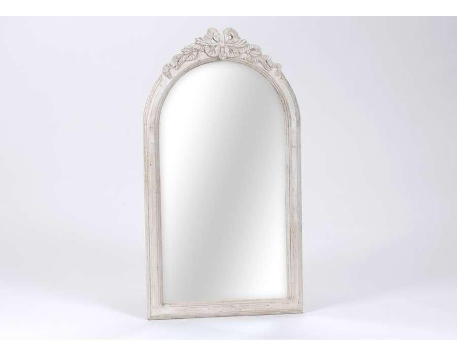 Miroir moulures amadeus for Miroir moulure