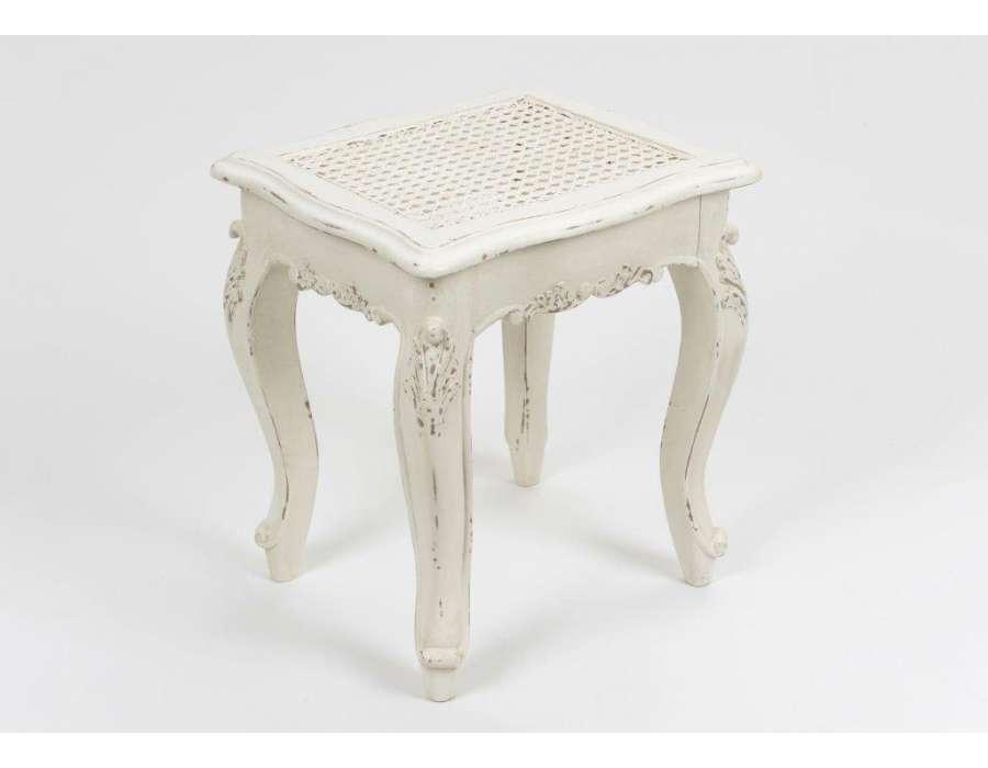 coiffeuse bois blanc. Black Bedroom Furniture Sets. Home Design Ideas