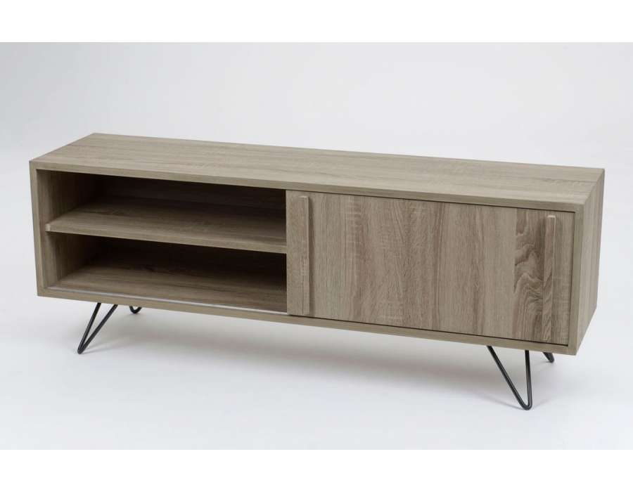 Meuble stockholm maison du monde affordable latest table - Meuble tele scandinave maison du monde ...