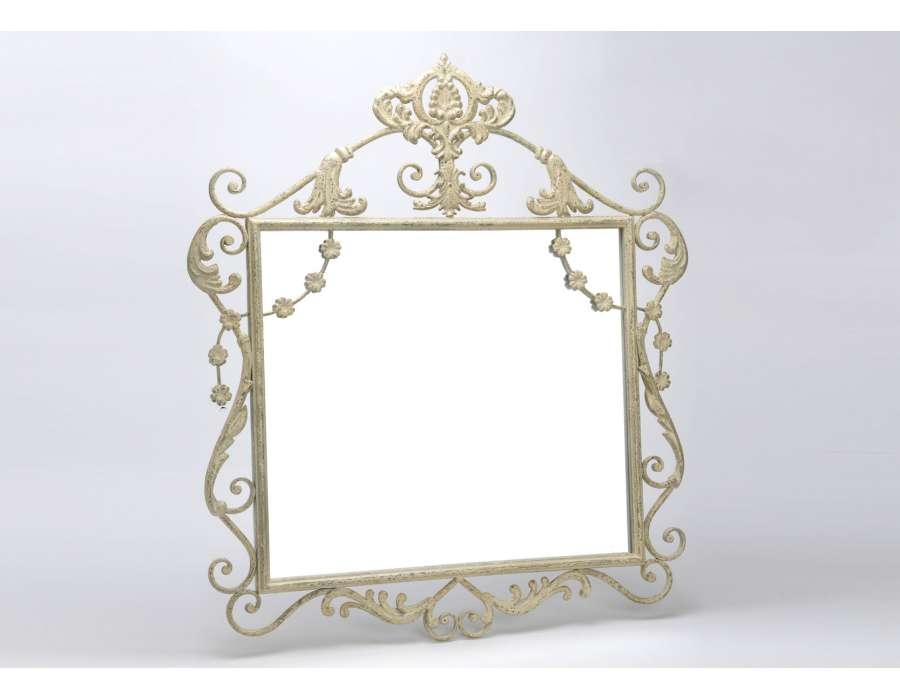 Miroir baroque pierre dor for Pierre mabille le miroir du merveilleux