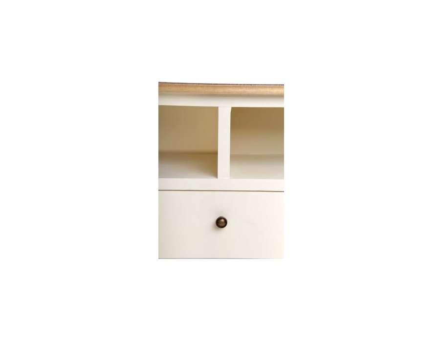 meuble tv bois atlas solutions pour la d coration. Black Bedroom Furniture Sets. Home Design Ideas
