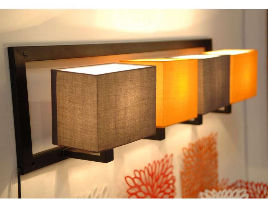 applique murale extensible. Black Bedroom Furniture Sets. Home Design Ideas