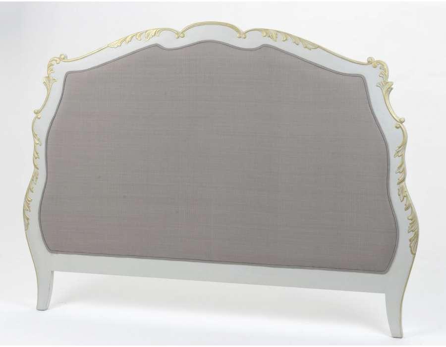 pin t te de lit romantique on pinterest. Black Bedroom Furniture Sets. Home Design Ideas