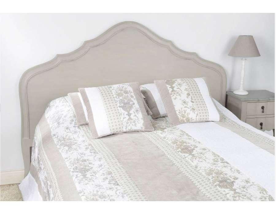 les concepteurs artistiques tete de lit 160 bois. Black Bedroom Furniture Sets. Home Design Ideas