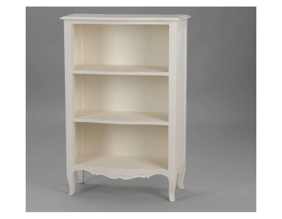 meuble tag re blanc bibus de 110 cm de haut meuble amadeus. Black Bedroom Furniture Sets. Home Design Ideas