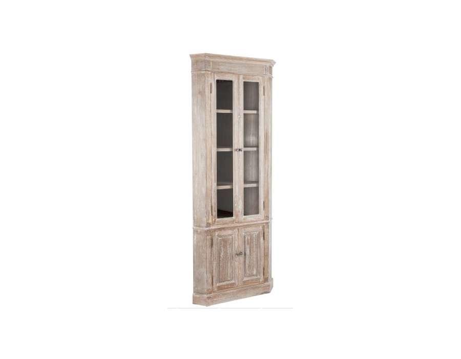 vaisselier d 39 angle bois c rus pas chere. Black Bedroom Furniture Sets. Home Design Ideas