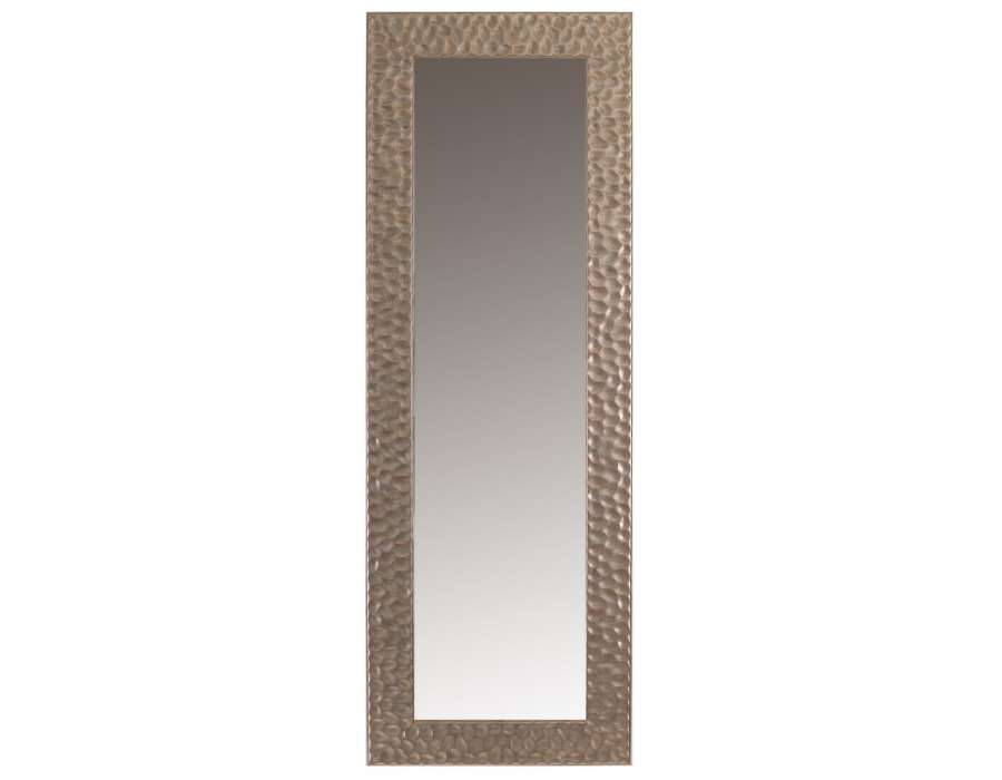 Grand miroir rectangulaire for Miroir bois rectangulaire