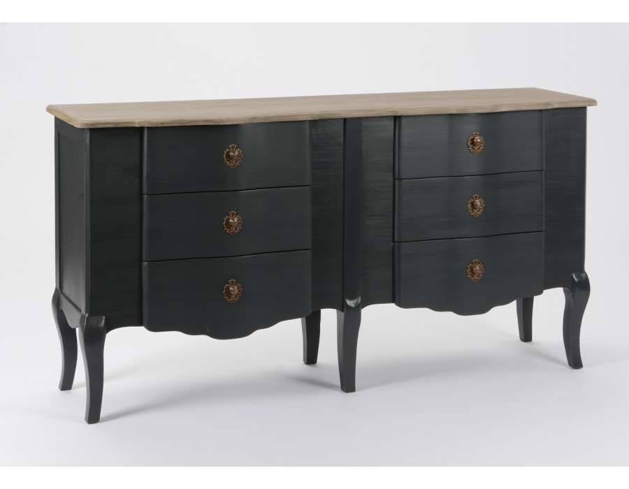commode longue. Black Bedroom Furniture Sets. Home Design Ideas