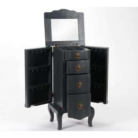 meuble bijoux baroque